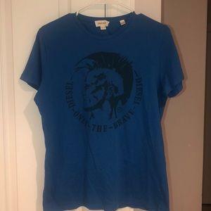 Diesel children's T-shirt - blue